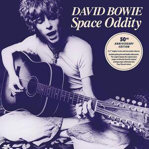 SPACE ODDITY 50TH ANNIVERSARY EDITION