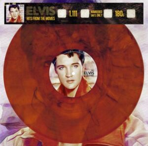 HITS FROM THE MOVIES (LP)