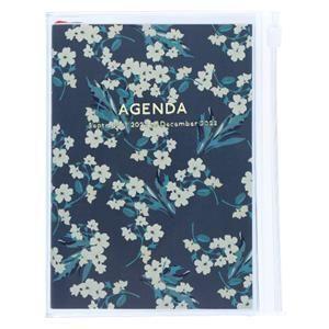 AGENDA 2022 A6 MARK'S FLOWER NAVY