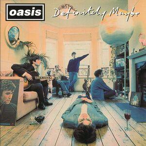 DEFINITELY MAYBE (LP)