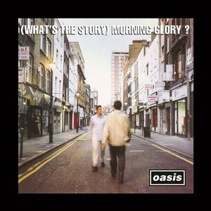 WHAT'S THE STORY MORNING GLORY? (LP)