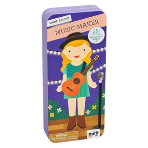 MAGNETIC MUSIC MAKER PETIT COLLAGE