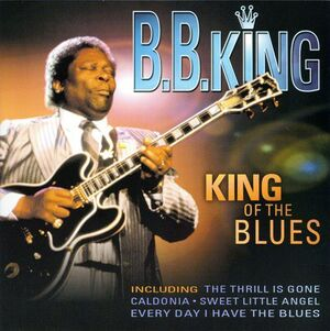 THE 'KING' OF BLUES (LP)