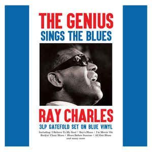 THE GENIUS SINGS THE BLUES (3L)P