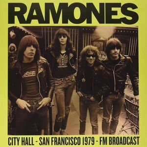 SAN FRANCISCO CITY HALL 1979 (LP)