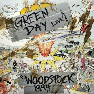 MUD FIGHTING IN WOODSTOCK (LIVE) LP