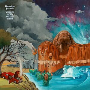 VISION OF US ON THE LAND (LP)