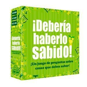 DEBERÍA HABERLO SABIDO
