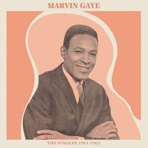 SINGLES 1961-1963 MARVIN GAYE (LP)