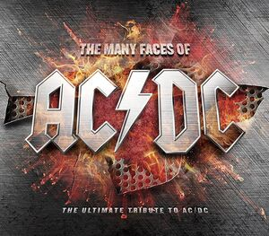 THE MANY FACES OF AC/DC/ (LP)