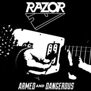 ARMED & DANGEROUS (LP)