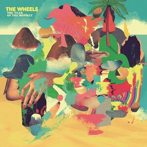 THE YEAR OF THE MONKEY (LP)
