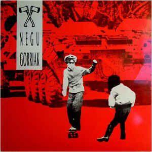 NEGU GORRIAK (LP)