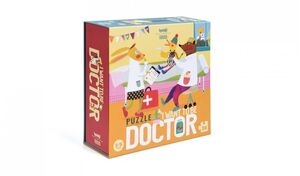 PUZZLE I WANT TO BE DOCTOR (36PCS)