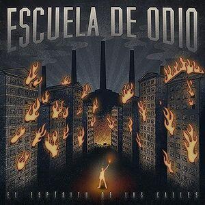 EL ESPÍRITU DE LAS CALLES (LP)