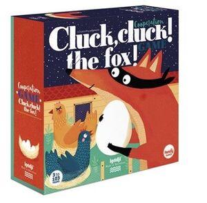 CHUCK CHUCK THE FOX · JOC COOPERATIU