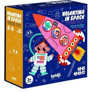 VALENTINA IN SPACE