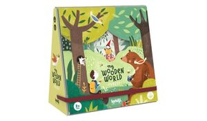 MY WOODEN WORLD FOREST · JOC DE FUSTA