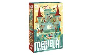 GO TO THE MEDIEVAL TIMES LOOK & FIND PUZZLE