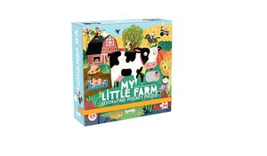 MY LITTLE FARM · POCKET PUZZLE