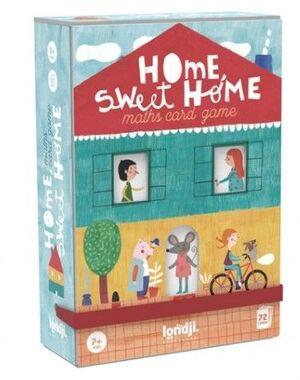 HOME SWEET HOME · JOC MATEMÀTIC DE CARTES