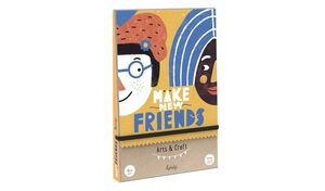 MAKE NEW FRIENDS · GARLANDA