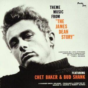 THE JAMES DEAN STORY (LP)