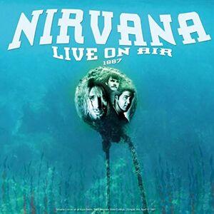 LIVE ON AIR 1987 (LP)