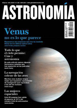 ASTRONOMÍA #262 ABRIL 2021