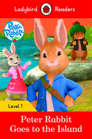 PETER RABBIT: GOES TO THE ISLAND (LB)