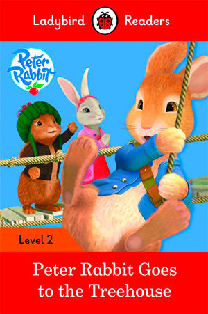 PETER RABBIT: GOES TO THE TREEHOUSE (LB)