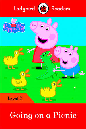 PEPPA PIG: GOING ON A PICNIC (LB)