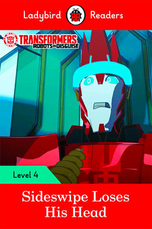 TRANFORMERS: SIDESWIPE LOSES HIS HEAD