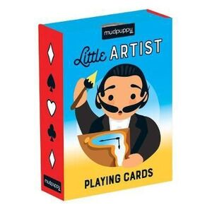 LITTLE ARTIST · PLAYING CARDS