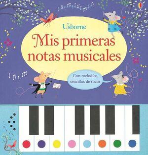 MIS PRIMERAS NOTAS MUSICALES
