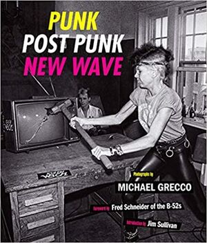 PUNK, POST PUNK, NEW WAVE - ONSTAGE, BACKSTAGE, IN YOUR FACE, 1977 1989