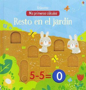 RESTO EN EL JARDIN