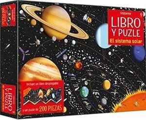 EL SISTEMA SOLAR: LIBRO + PUZLE