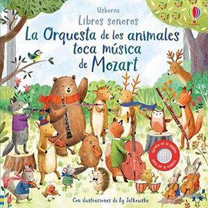 LA ORQUESTRA DE ANIMALES TOCA MUSICA MOZART
