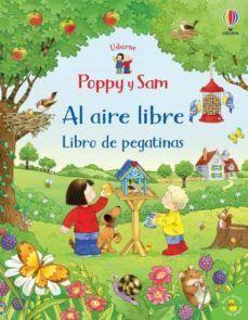 POPPY Y SAM DISFRUTEMOS DE LA NATURALEZA