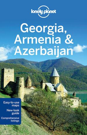 GEORGIA, ARMENIA & AZERBAIJAN (INGLÉS)