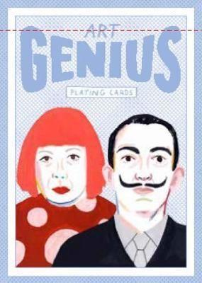 ART GENIUS · PLAYING CARDS