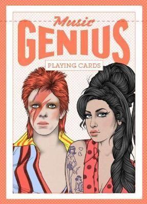 MUSIC GENIUS · PLAYING CARDS