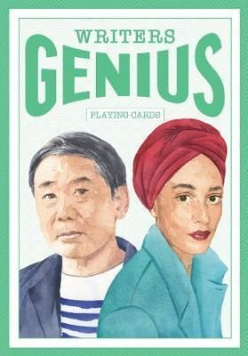 WRITERS GENIUS · PLAYING CARDS