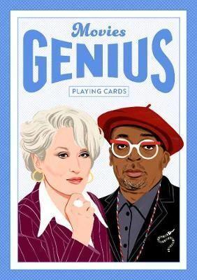 MOVIES GENIUS · PLAYING CARDS
