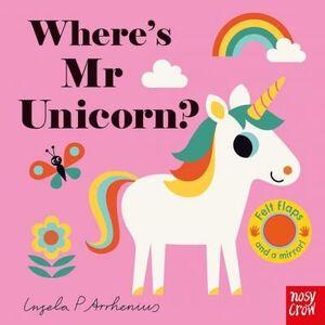 WHERE'S MR UNICORN