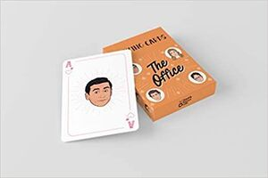 THE OFFICE · PLAYING CARDS