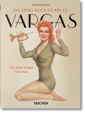 THE LITTLE BOOK OF PIN UP - VARGAS