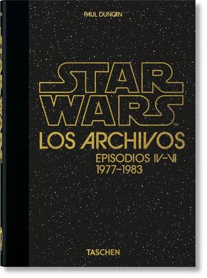 LOS ARCHIVOS DE STAR WARS. 1977-1983.