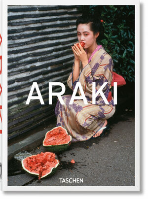 ARAKI – 40TH ANNIVERSARY EDITION